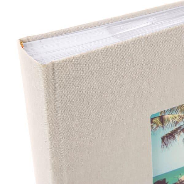 Insteekalbum Bella Vista Zandgrijs goldbuch_17923_B